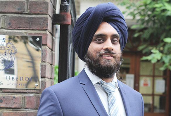 Raminder Singh Uberoi